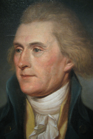 3rd President Thomas Jefferson, 1801-1809