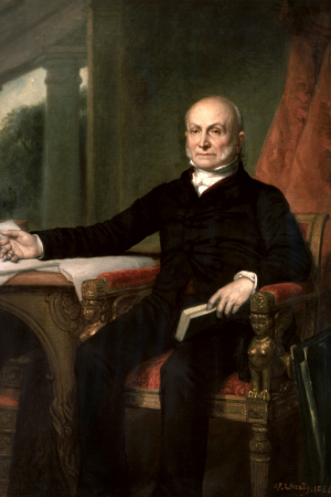 6th President John Quincy Adams, 1825-1829
