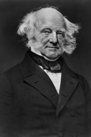 8th President Martin Van Buren, 1837-1841