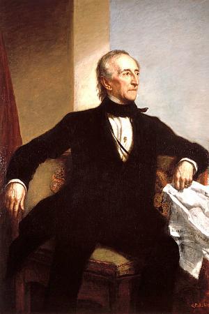 10th President John Tyler, 1841-1845