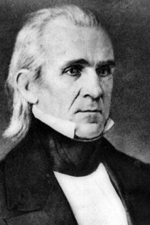 11th President James K. Polk, 1845-1849