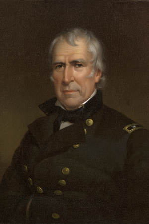 12th President Zachary Taylor, 1849-1850