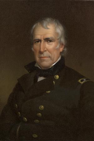 12th President Zachary Taylor, 1849-1850