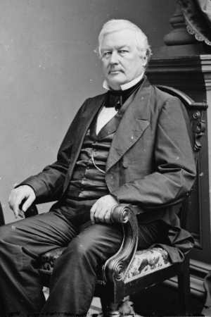 13th President Millard Fillmore, 1850-1853
