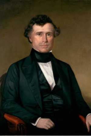 14th President Franklin Pierce, 1853-1857