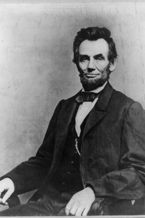 16th President Abraham Lincoln, 1861-1865