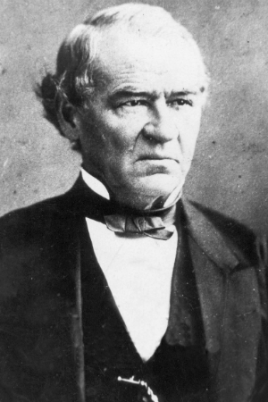 17th President Andrew Johnson, 1865-1869
