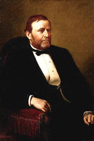 18th President Ulysses S. Grant, 1869-1877