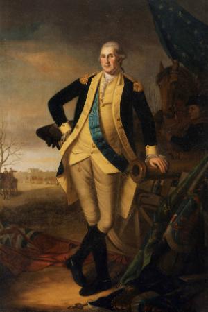1st President George Washington, 1789-1797