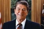 President Ronald Wilson Reagan, 1981-1989