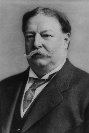 27th President William H. Taft, 1909-1913