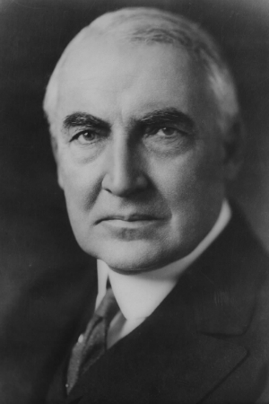 29th President Warren G. Harding, 1921-1923
