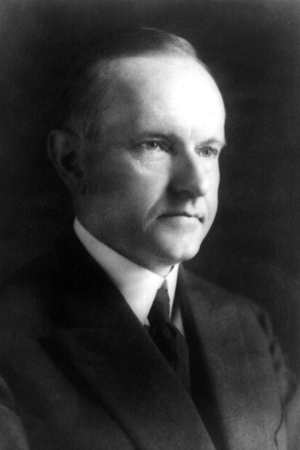 30th President Calvin Coolidge, 1923-1929