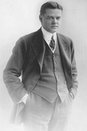 31st President Herbert Hoover, 1929-1933