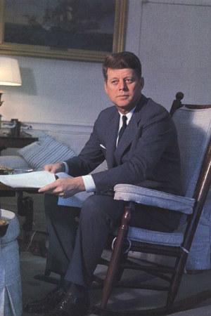 35th President John F. Kennedy, 1961-1963
