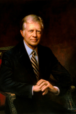 39th President Jimmy Carter, 1977-1981