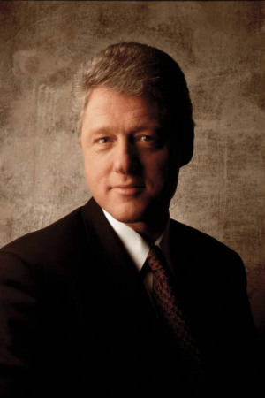 42nd President Bill Clinton, 1993-2001