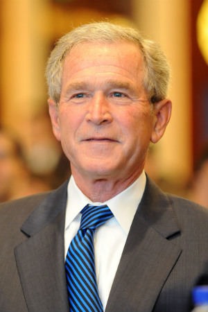 George W. Bush | Presidents of the United States (POTUS)