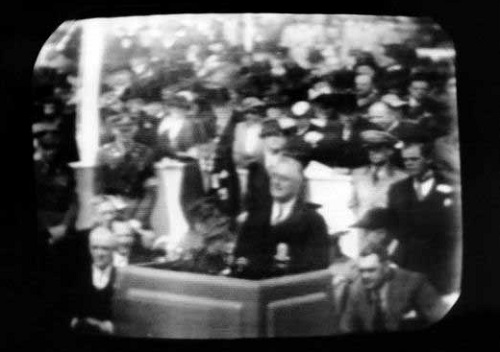 FDR New York Worlds Fair - TV