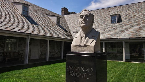 Franklin Roosevelt Library