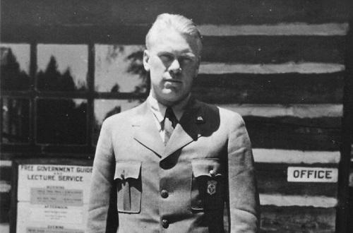 Gerald Ford Park Ranger