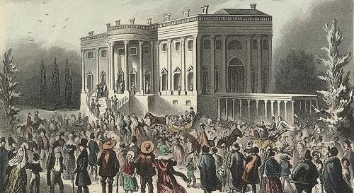 Jackson 1829 Inauguration
