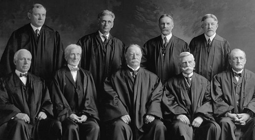 Taft Supreme Court