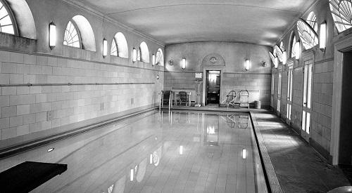 White House Swimming Pool