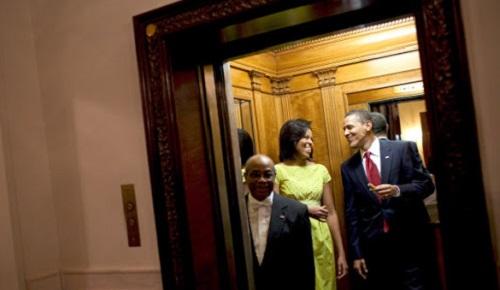 White House Elevator