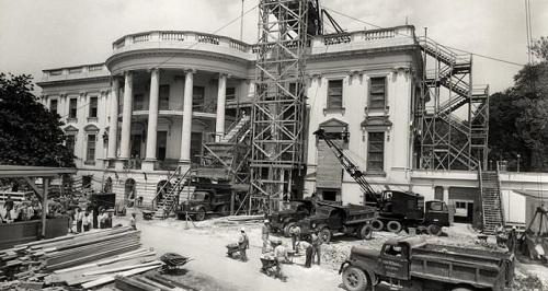 White House remodel