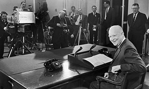 Eisenhower television Televised Address